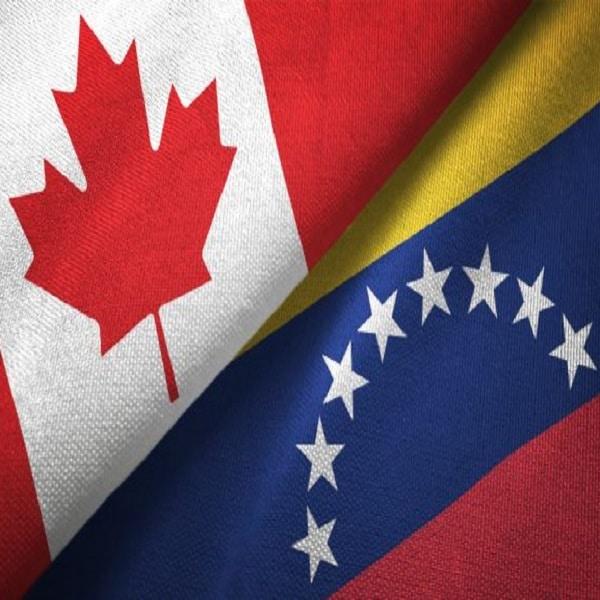 venezolanos en canada