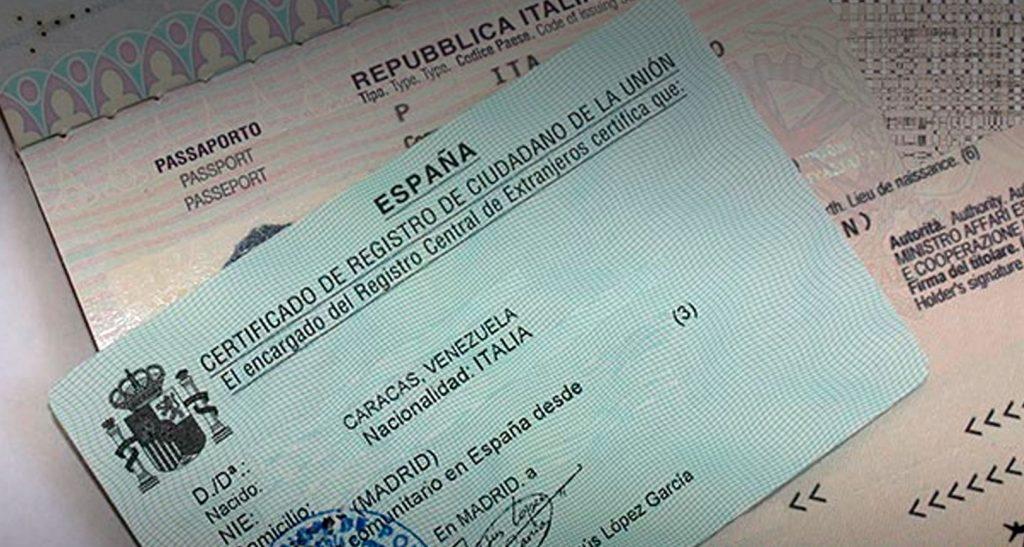 Renovar Nie Proceso Automático En España
