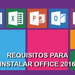 Requisitos para Instalar el Office 2016 (PC)