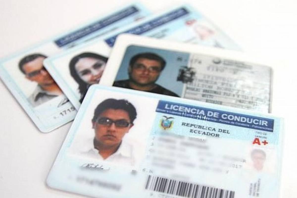 Preguntas Para Renovacion De Licencia Tipo B En Ecuador Resumen