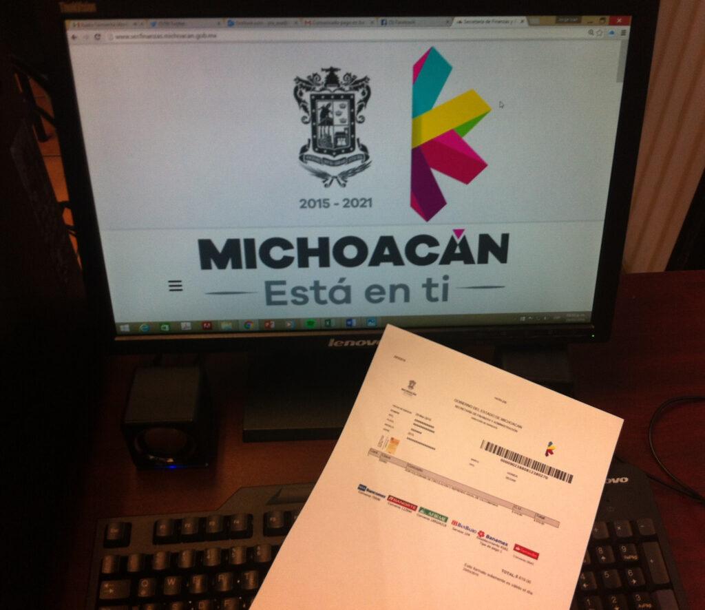 Adeudo Vehicular Michoacán