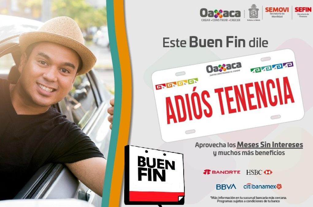 Consultar adeudo tenencia vehicular Oaxaca