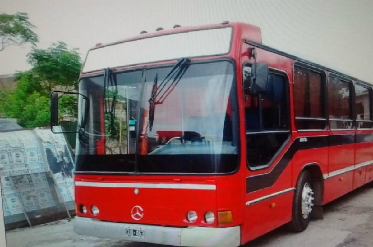Saldo red bus