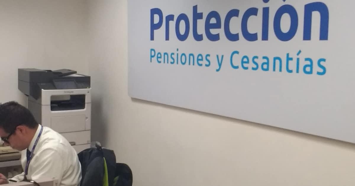 Protección cesantías