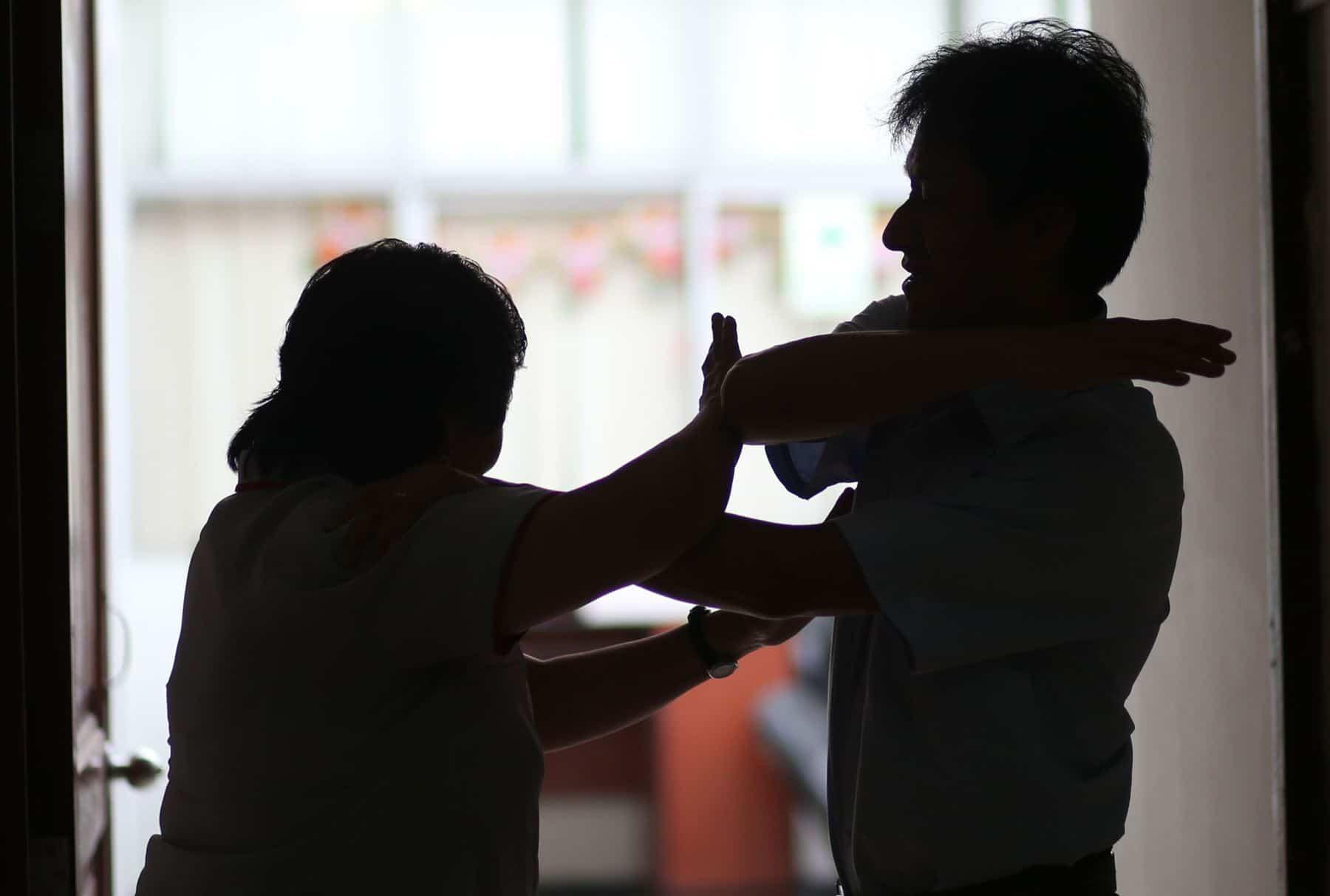 Certificado de violencia intrafamiliar