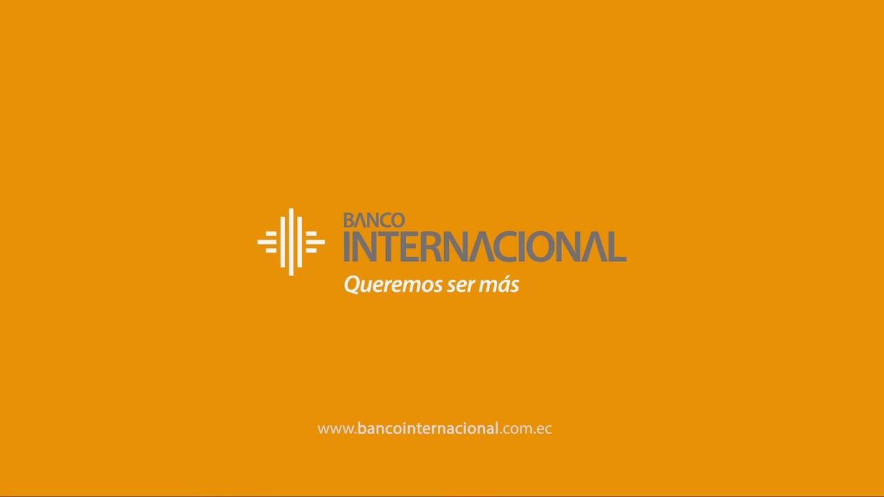 banco internacional ecuador