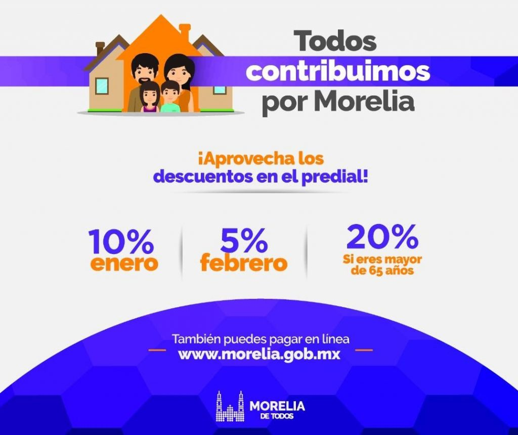Pago Predial Morelia