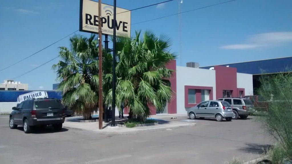 Repuve Coahuila